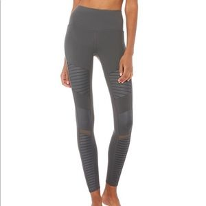 ALO Moto High-Waisted Leggings